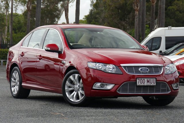 Used Ford Falcon G6E, Beaudesert, 2010 Ford Falcon G6E Sedan