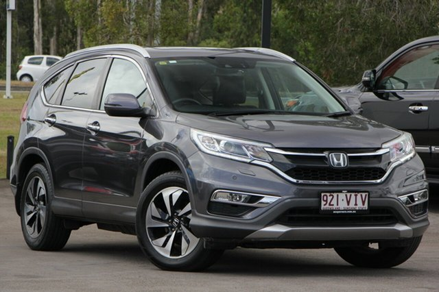 Discounted Used Honda CR-V VTi-L 4WD, Caloundra, 2014 Honda CR-V VTi-L 4WD Wagon