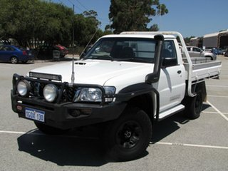 2009 Nissan Patrol DX Cab Chassis.
