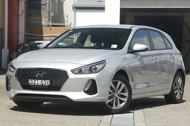 Demonstrator, Demo, Near New Hyundai i30 Active, Brookvale, 2018 Hyundai i30 Active Hatchback