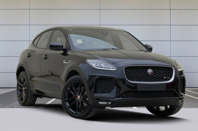 Discounted Demonstrator, Demo, Near New Jaguar E-PACE D240 AWD R-Dynamic SE, Southport, 2018 Jaguar E-PACE D240 AWD R-Dynamic SE Wagon