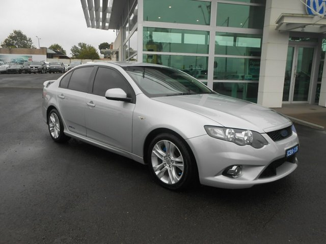 Used Ford Falcon XR6, Nowra, 2009 Ford Falcon XR6 Sedan