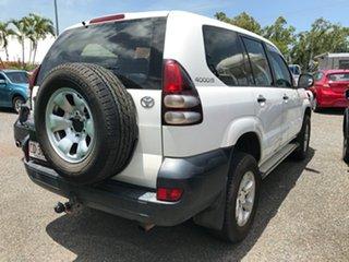 2003 Toyota Landcruiser Prado GX Wagon.
