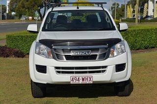 2015 Isuzu D-MAX SX Crew Cab 4x2 High Ride Utility.