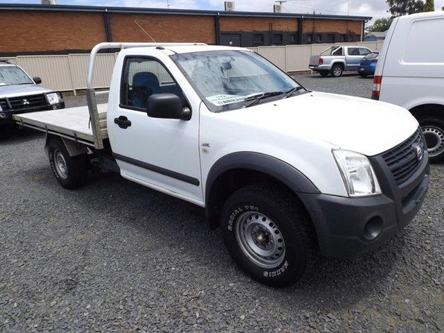 Used Holden Rodeo LX 4x2, Toowoomba, 2007 Holden Rodeo LX 4x2 Cab Chassis