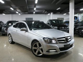 2011 Mercedes-Benz C250 CDI BlueEFFICIENCY 7G-Tronic Coupe.
