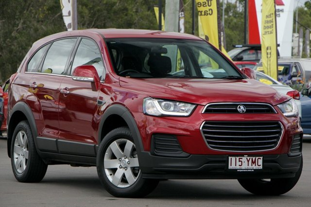 Discounted Used Holden Captiva LS 2WD, Caloundra, 2015 Holden Captiva LS 2WD Wagon