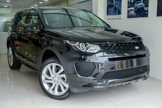 Demonstrator, Demo, Near New Land Rover Discovery Sport Si4 213kW SE, Brookvale, 2017 Land Rover Discovery Sport Si4 213kW SE Wagon