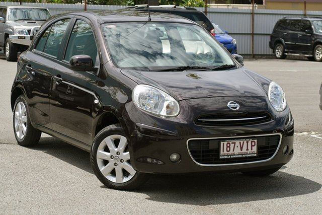 Used Nissan Micra TI, Southport, 2011 Nissan Micra TI Hatchback