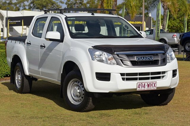 Discounted Used Isuzu D-MAX SX Crew Cab 4x2 High Ride, Southport, 2015 Isuzu D-MAX SX Crew Cab 4x2 High Ride Utility