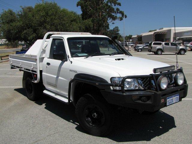 Used Nissan Patrol DX, Maddington, 2009 Nissan Patrol DX Cab Chassis