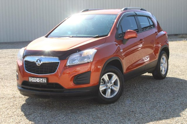 Used Holden Trax LS, Southport, 2015 Holden Trax LS Wagon
