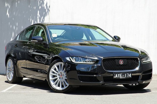 Discounted Demonstrator, Demo, Near New Jaguar XE 20t Prestige, Malvern, 2018 Jaguar XE 20t Prestige Sedan