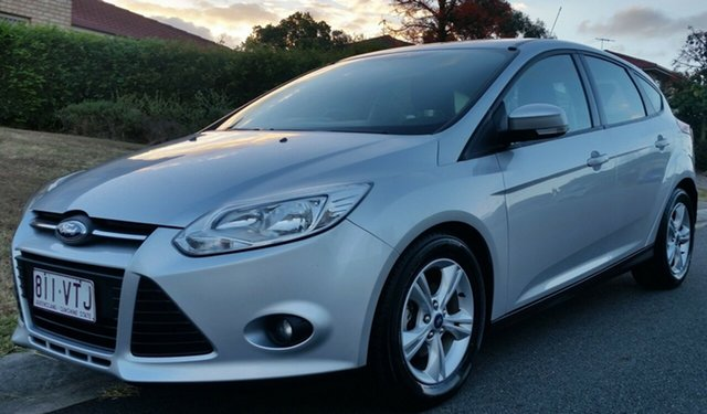 Used Ford Focus Trend PwrShift, Stapylton, 2013 Ford Focus Trend PwrShift Hatchback