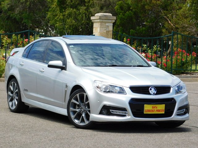 Used Holden Commodore SS V, Enfield, 2015 Holden Commodore SS V Sedan