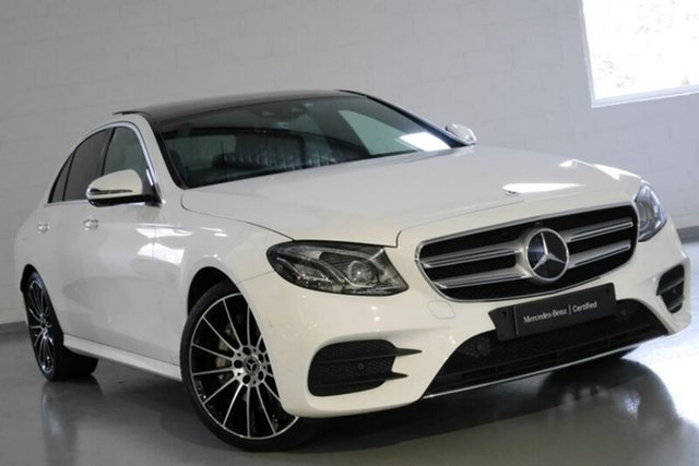 Used Mercedes-Benz E300 9G-Tronic PLUS, Southport, 2018 Mercedes-Benz E300 9G-Tronic PLUS Sedan