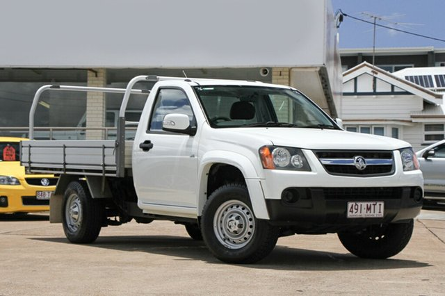 Used Holden Colorado LX 4x2, Indooroopilly, 2008 Holden Colorado LX 4x2 Cab Chassis