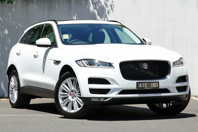 Demonstrator, Demo, Near New Jaguar F-PACE, Malvern, 2018 Jaguar F-PACE Wagon