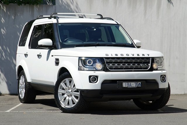 Used Land Rover Discovery TDV6, Malvern, 2014 Land Rover Discovery TDV6 Wagon