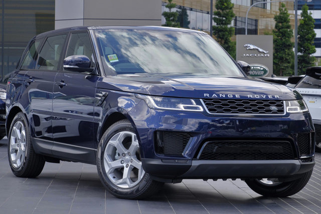New Land Rover Range Rover Sport, Newstead, 2018 Land Rover Range Rover Sport Wagon