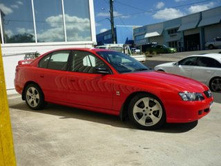 2004 Holden Commodore SV8 Sedan.