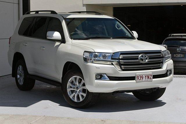 Used Toyota Landcruiser VX, Southport, 2016 Toyota Landcruiser VX Wagon