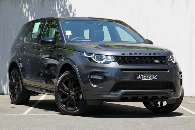 Discounted Used Land Rover Discovery Sport TD4 110kW HSE, Malvern, 2018 Land Rover Discovery Sport TD4 110kW HSE Wagon