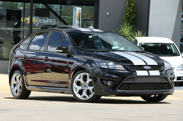 Used Ford Focus XR5 Turbo, Indooroopilly, 2008 Ford Focus XR5 Turbo Hatchback