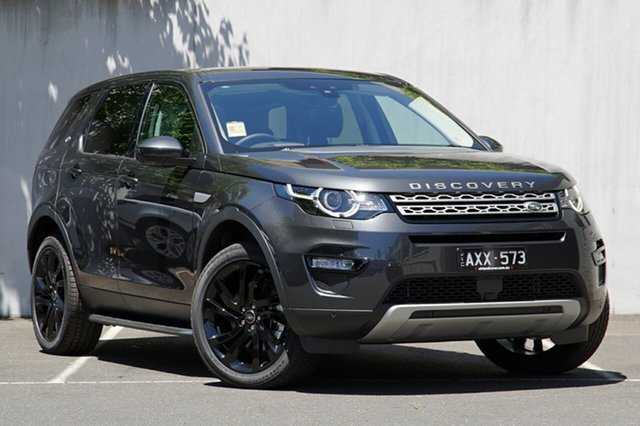 Discounted Demonstrator, Demo, Near New Land Rover Discovery Sport SD4 HSE, Malvern, 2017 Land Rover Discovery Sport SD4 HSE Wagon