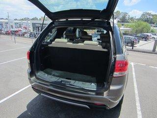 2012 Ford Territory TS Seq Sport Shift Wagon.