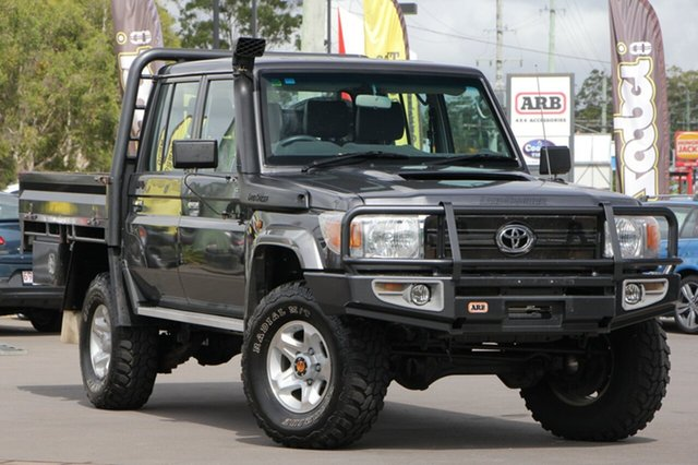Discounted Used Toyota Landcruiser GXL, Caloundra, 2014 Toyota Landcruiser GXL Cab Chassis