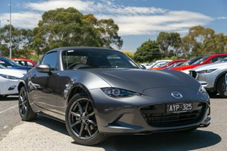 Demonstrator, Demo, Near New Mazda MX-5 RF GT (5YR), Mulgrave, 2018 Mazda MX-5 RF GT (5YR) K MY18 Convertible