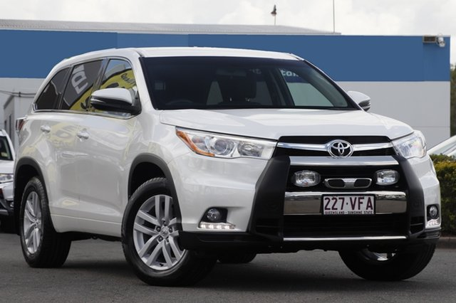 Used Toyota Kluger GX 2WD, Beaudesert, 2014 Toyota Kluger GX 2WD Wagon