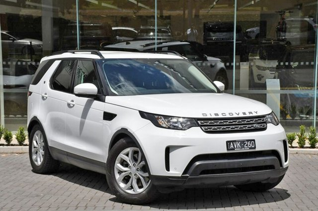Used Land Rover Discovery TD6 S, Berwick, 2017 Land Rover Discovery TD6 S Wagon