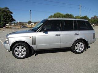 2005 Land Rover Range Rover Vogue Wagon.