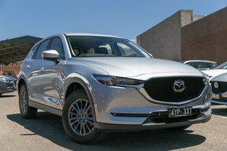 Demonstrator, Demo, Near New Mazda CX-5 Maxx Sport (4x2) (5YR), Mulgrave, 2018 Mazda CX-5 Maxx Sport (4x2) (5YR) MY18 (KF Series 2) Wagon