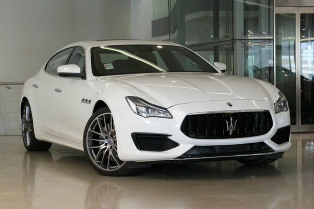 Used Maserati Quattroporte GTS Gransport, Waterloo, 2018 Maserati Quattroporte GTS Gransport Sedan