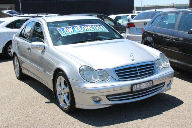 Used Mercedes-Benz C180 Kompressor Elegance, Cheltenham, 2006 Mercedes-Benz C180 Kompressor Elegance Sedan