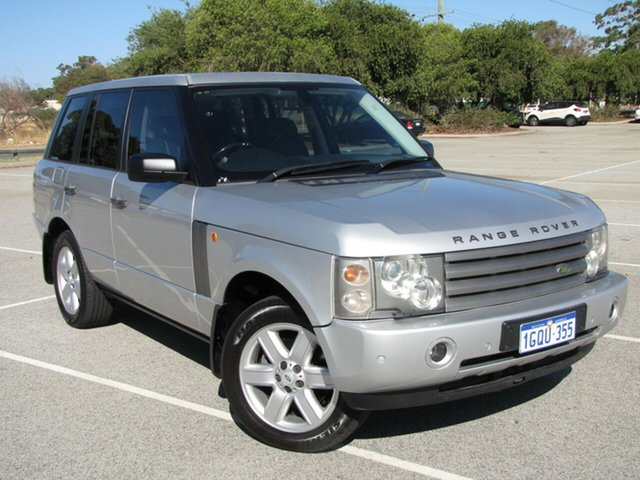 Used Land Rover Range Rover Vogue, Maddington, 2005 Land Rover Range Rover Vogue Wagon