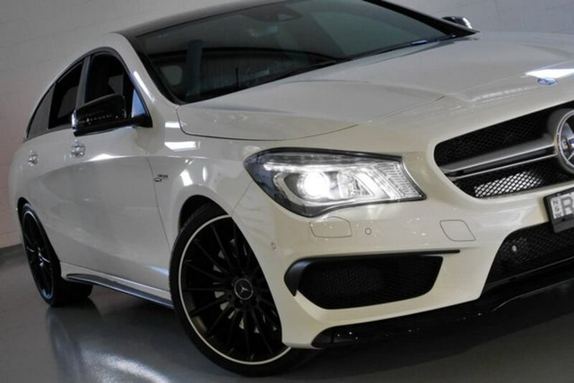Used Mercedes-Benz CLA45 AMG Shooting Brake SPEEDSHIFT DCT 4MATIC, Southport, 2015 Mercedes-Benz CLA45 AMG Shooting Brake SPEEDSHIFT DCT 4MATIC Wagon