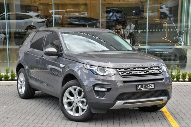 Used Land Rover Discovery Sport Td4 HSE, Berwick, 2016 Land Rover Discovery Sport Td4 HSE Wagon