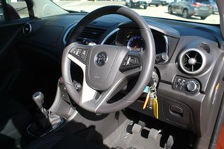 2015 Holden Trax LS Wagon.