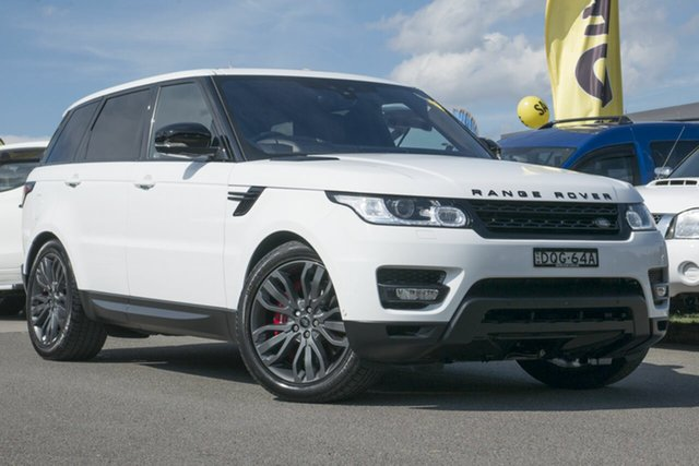 Used Land Rover Range Rover Sport SDV6 CommandShift HSE Dynamic, Phillip, 2017 Land Rover Range Rover Sport SDV6 CommandShift HSE Dynamic Wagon