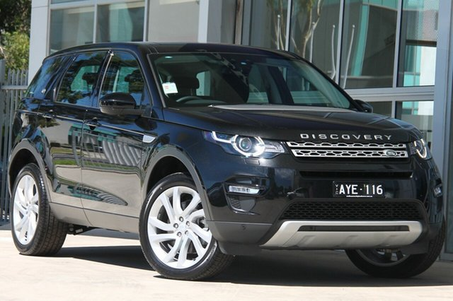 Demonstrator, Demo, Near New Land Rover Discovery Sport SD4 HSE, Port Melbourne, 2018 Land Rover Discovery Sport SD4 HSE Wagon