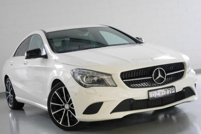 Used Mercedes-Benz CLA200 DCT, Warwick Farm, 2014 Mercedes-Benz CLA200 DCT Coupe