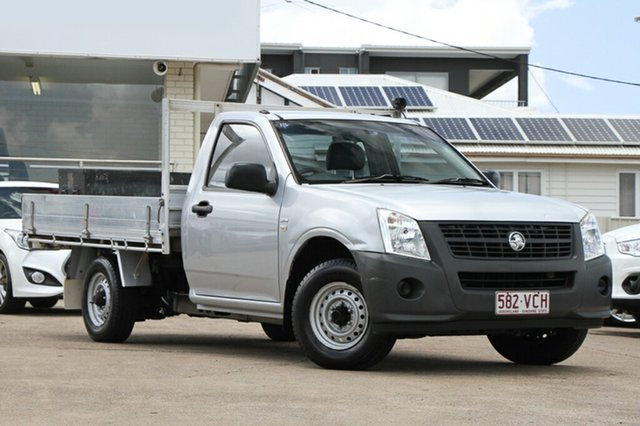 Used Holden Rodeo DX 4x2, Indooroopilly, 2007 Holden Rodeo DX 4x2 Cab Chassis