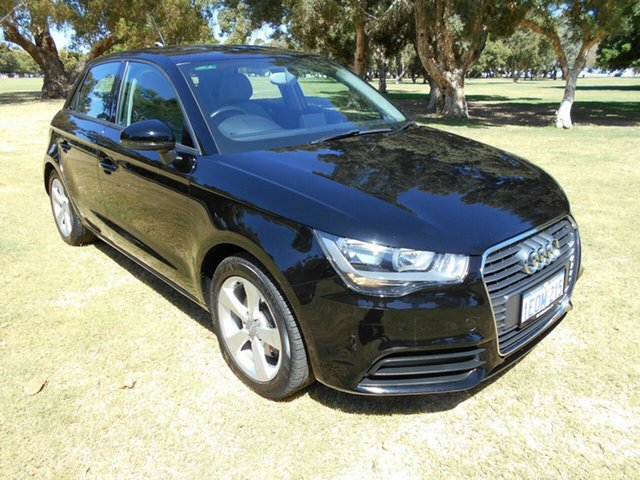 Used Audi A1 Sportback 1.4 TFSI Attraction, St James, 2014 Audi A1 Sportback 1.4 TFSI Attraction Hatchback