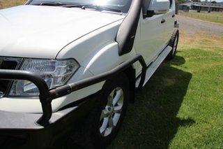 2012 Nissan Navara ST Utility.