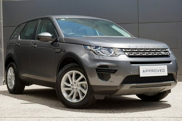 Demonstrator, Demo, Near New Land Rover Discovery Sport TD4 110kW SE, Geelong, 2017 Land Rover Discovery Sport TD4 110kW SE Wagon