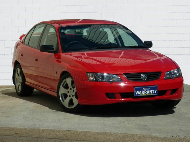 Used Holden Commodore SV8, Moorooka, 2004 Holden Commodore SV8 Sedan